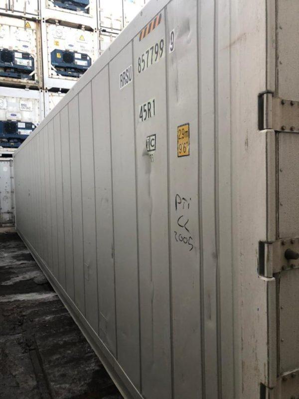 Рефконтейнер Carrier 2006 г. RRSU 857799