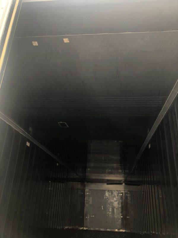 Рефконтейнер 40 футов Carrier 2004 г. RRSU 1280756