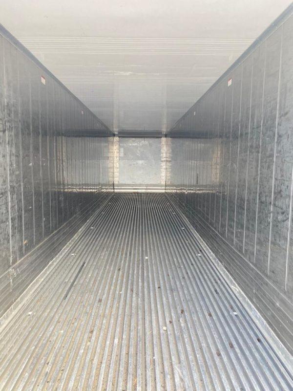 Рефконтейнер 40 футов Carrier 2005 г PRGU 5080280