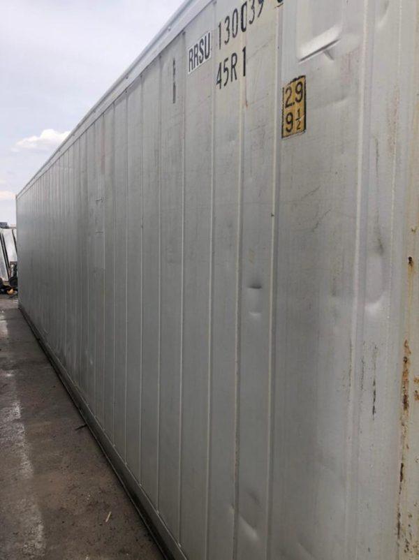 Рефконтейнер 40 футов Carrier 2005 г. RRSU 1300390