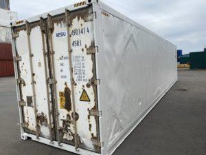 Рефконтейнер 40 футов Carrier 2006 г. SEBU 490141-4