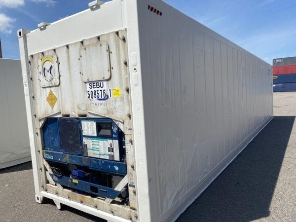 Рефконтейнер 40 футов Carrier 2006 г. SEBU 509576-1