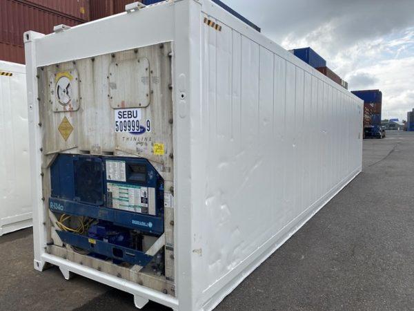 Рефконтейнер 40 футов Carrier 2006 г. SEBU 509999-9