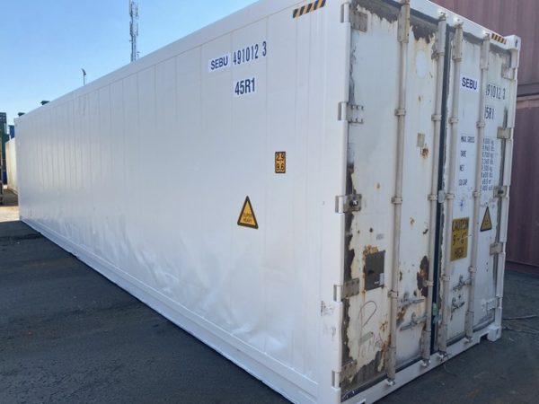 Рефконтейнер 40 футов Carrier 2006 г. SEBU 491012-3