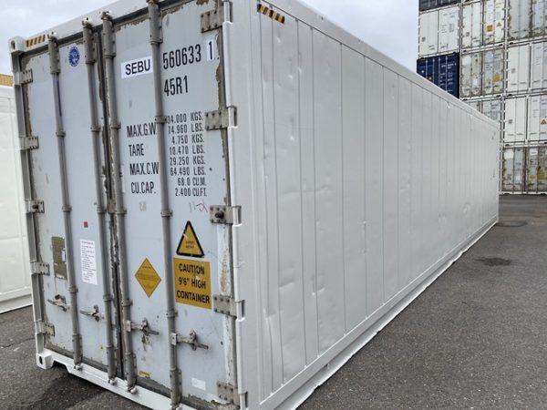 Рефконтейнер 40 футов Carrier 2006 г. SEBU 560633-1