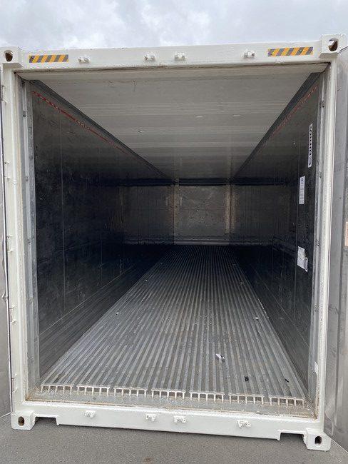 Рефконтейнер 40 футов Carrier 2006 г. SEBU 580253-0