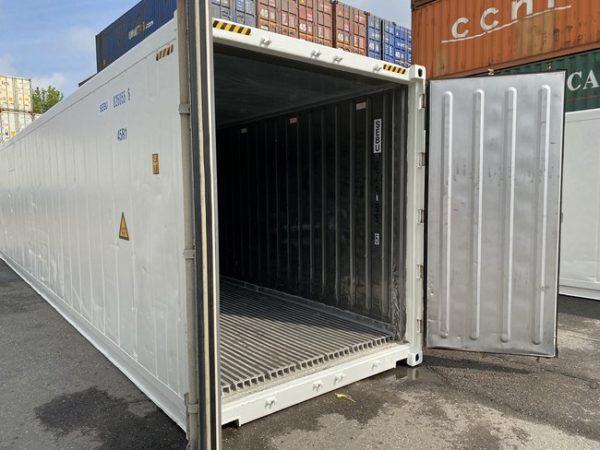 Рефконтейнер 40 футов Carrier 2006 г. SEBU 826055-6