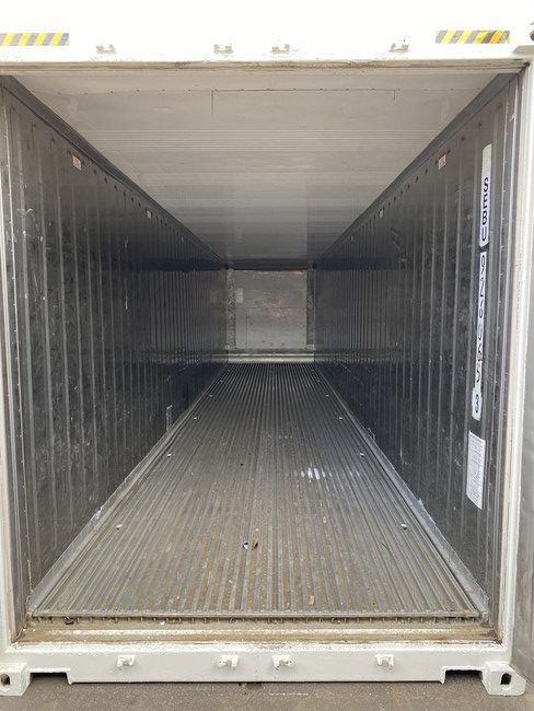 Рефконтейнер 40 футов Carrier 2006 г. SEBU 926065-3