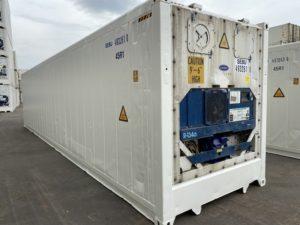 Рефконтейнер 40 футов Carrier 2007 г. SEBU 493261-0 (2)