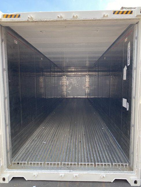 Рефконтейнер 40 футов Carrier 2007 г. SEBU 572987-1
