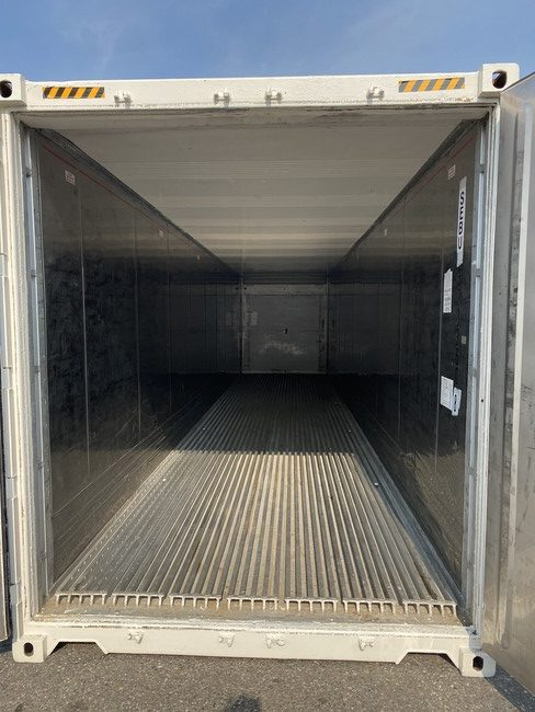 Рефконтейнер 40 футов Carrier 2007 г. SEBU 573360-8