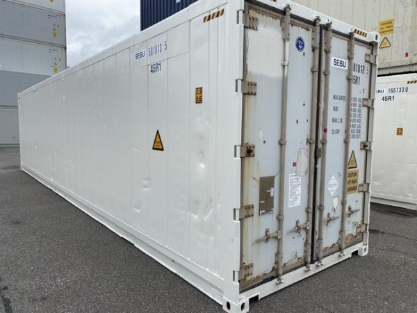 Рефконтейнер 40 футов Carrier 2008 г. SEBU 581813-5