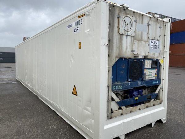 Рефконтейнер 40 футов Carrier 2005 г. SEBU 130170-9