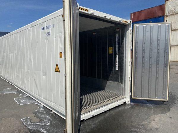 Рефконтейнер Carrier 2003 SEBU 160703-1