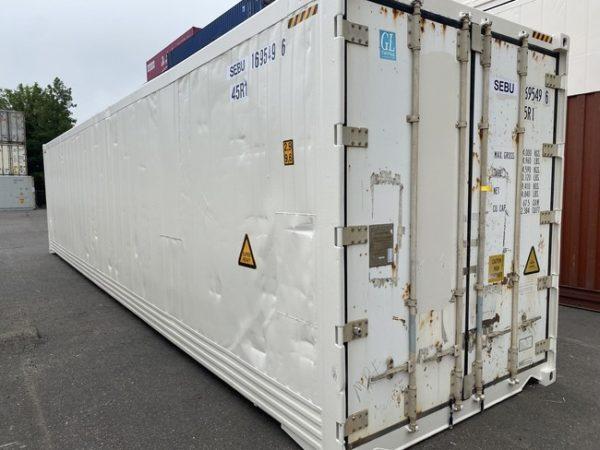 Рефконтейнер 40 футов Carrier 2007 г. SEBU 169549-6