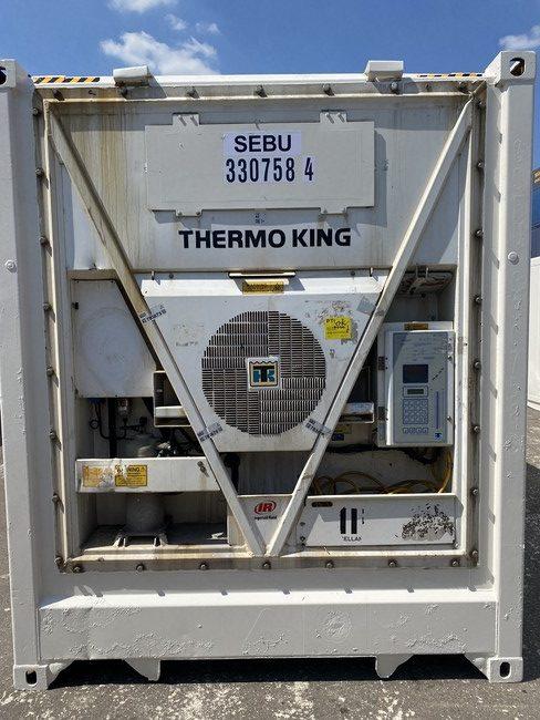 Рефконтейнер Thermo King 2007 г. SEBU 330758-4