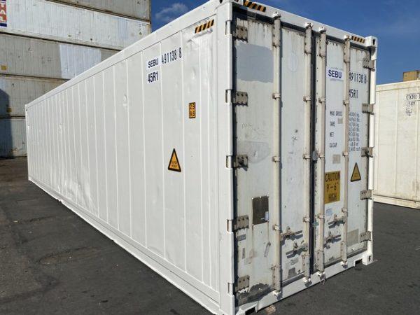 Рефконтейнер 40 футов Carrier 2006 г. SEBU 491138-8