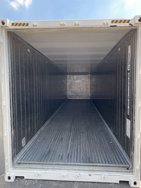 Рефконтейнер 40 футов Carrier 2007 г. SEBU 497143-2