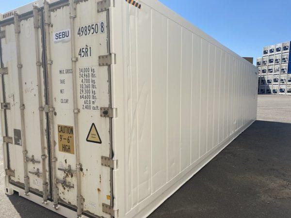 Рефконтейнер Carrier 2008 г. SEBU 498950-8