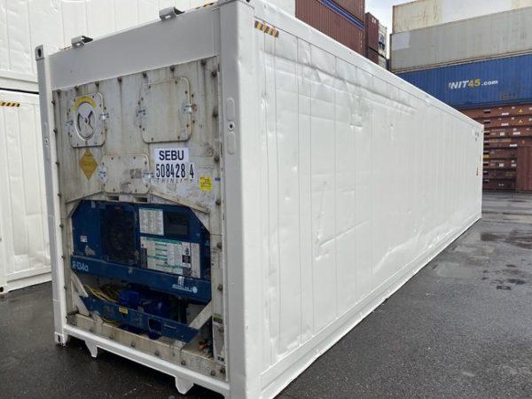 Рефконтейнер 40 футов Carrier 2005 г. SEBU 508428-4
