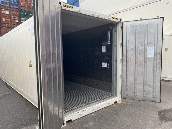 Рефконтейнер 40 футов Carrier 2008 г. SEBU 583059-4