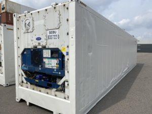 Рефконтейнер 40 футов Carrier 2003 г. SEBU 833722-0